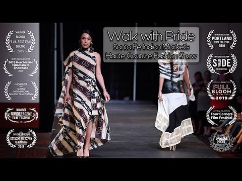 2018 Haute Couture Fashion Show | Award-Winning | Santa Fe Indian Market