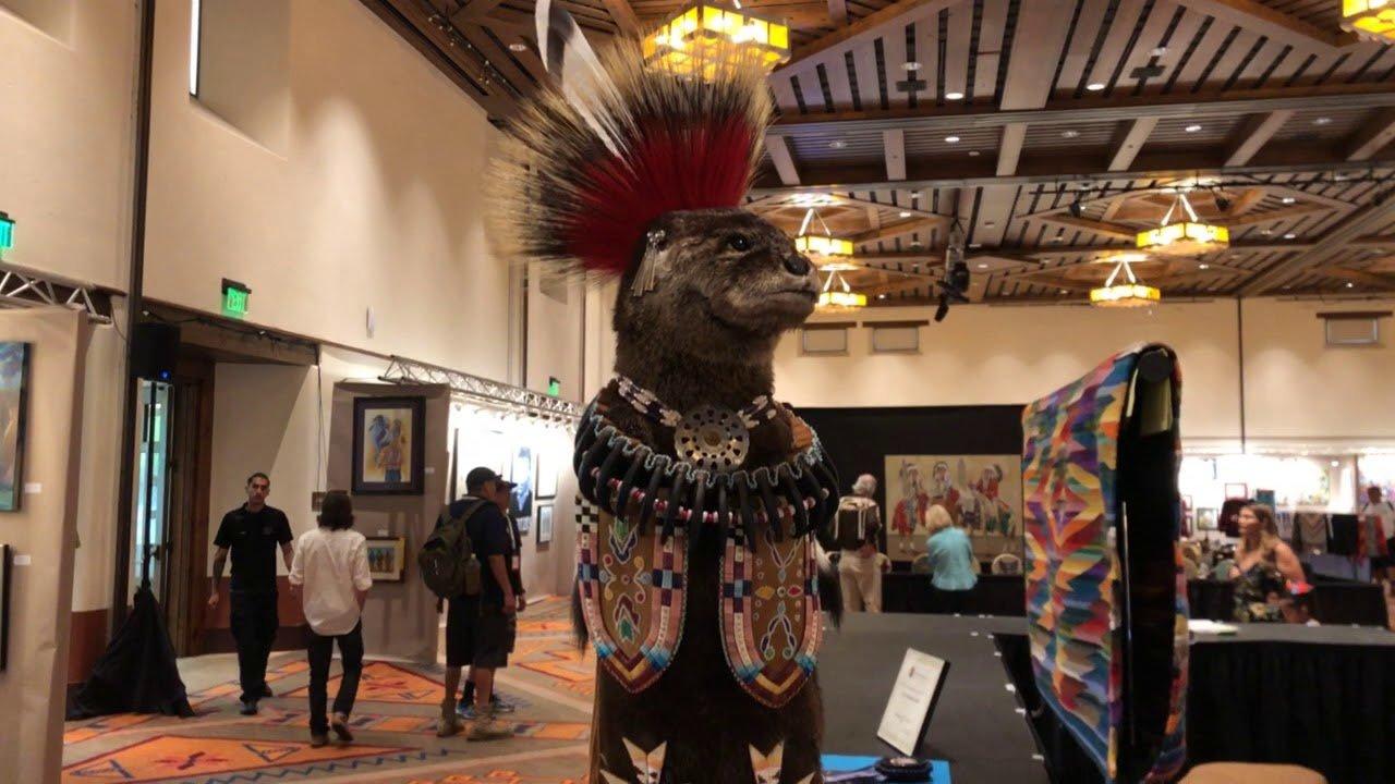 Best Of Show - All Categories - Santa Fe Indian Market 2019