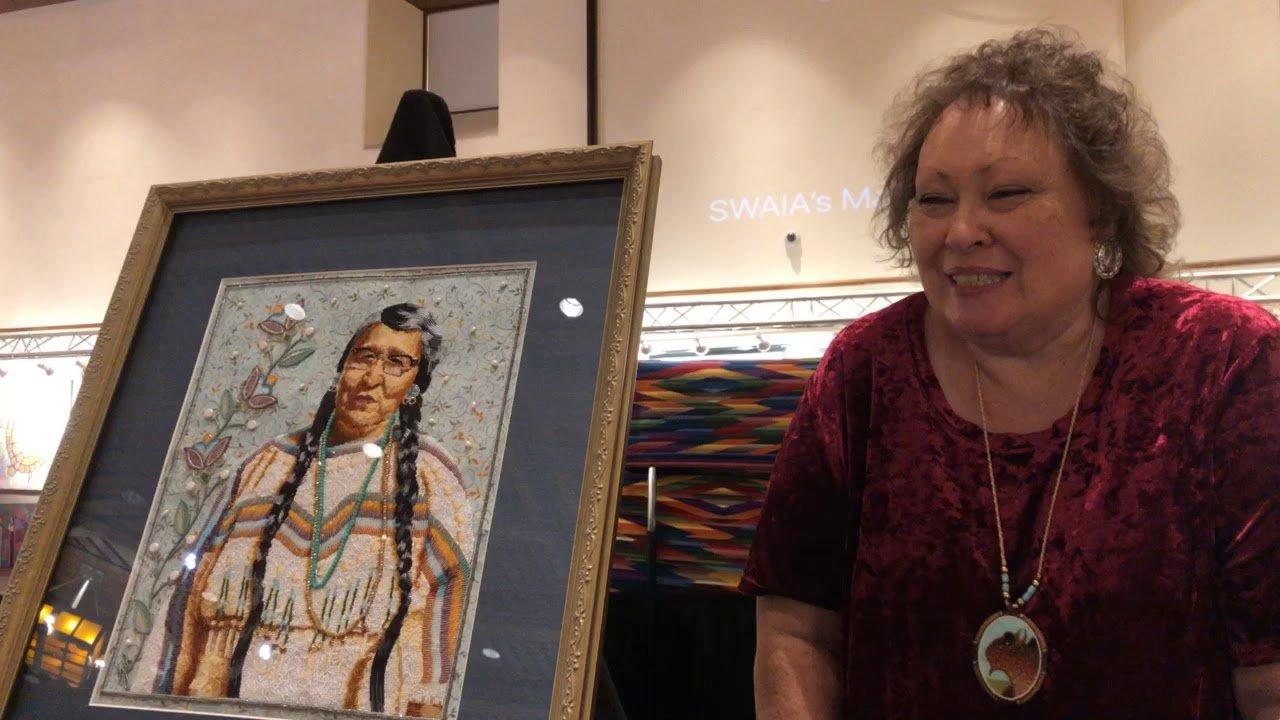 Jackie Larson Bread | Best of Show Winner - Santa Fe Indian Market 2019