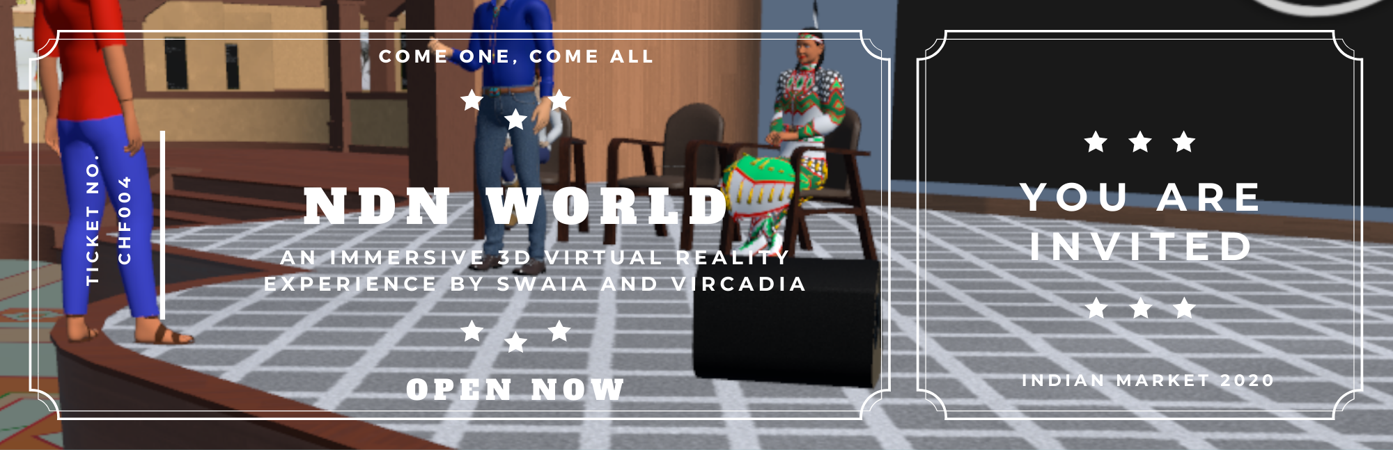 NDN World by Vircadia - VR for the 21st Century