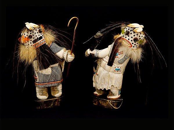 Troy Sice (Zuni), Best of Class Sculpture