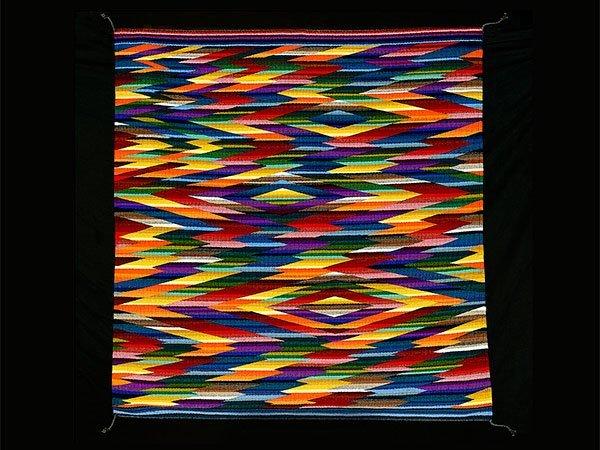 Venancio Aragon (Diné), Best of Class Textiles
