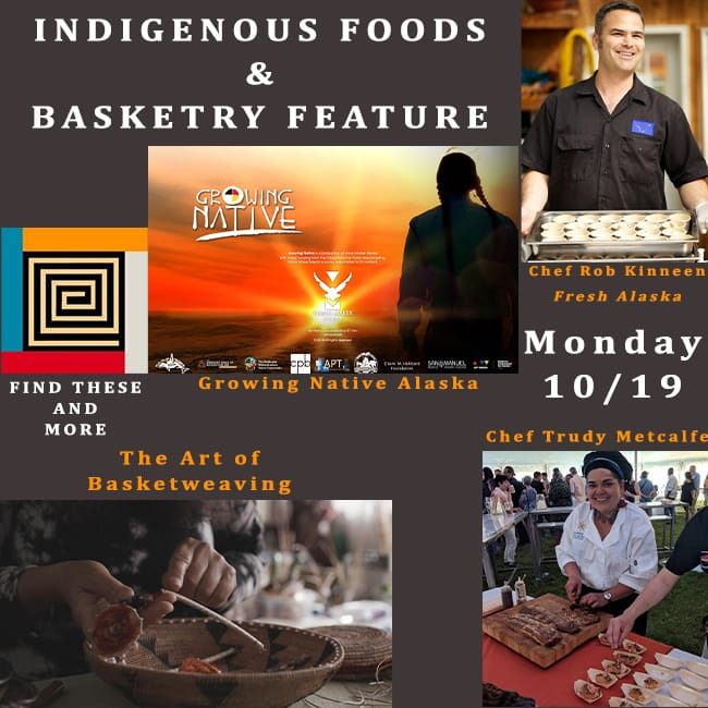 Indigenous Foods Website Promo Monday