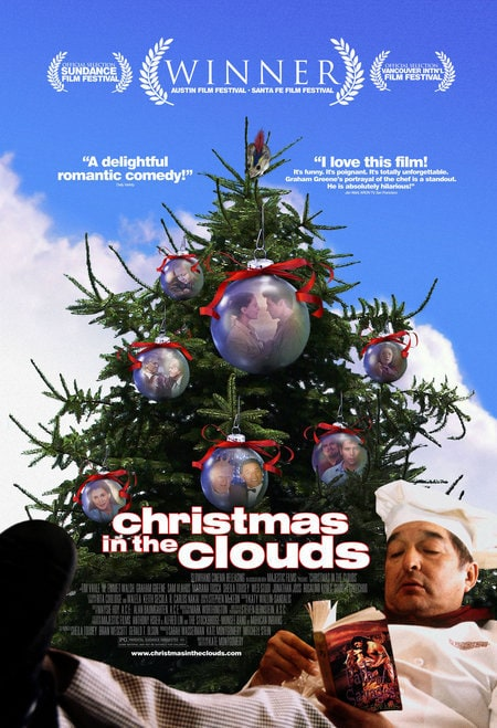 Christmas in Clouds Promo Image