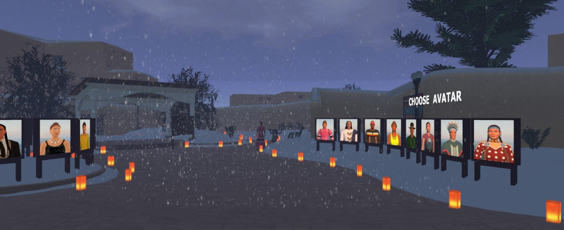 Vircadia Snow Screenshot 1