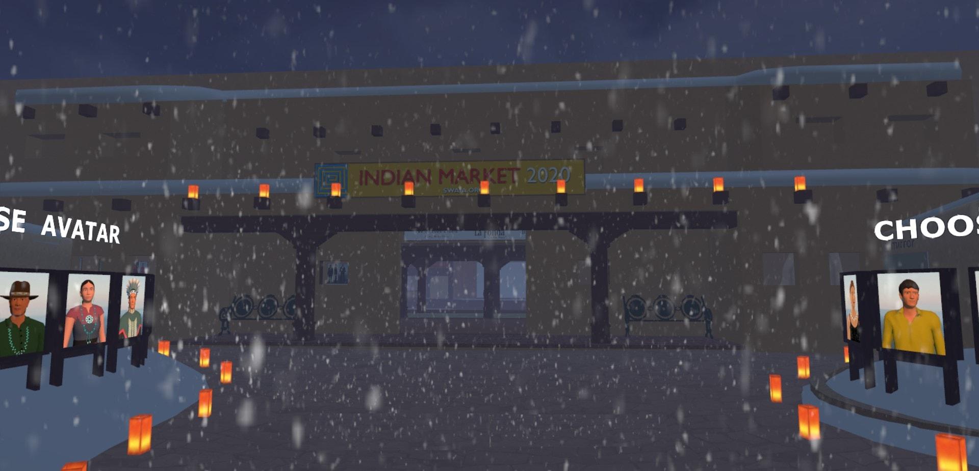 Vircadia Snow Screenshot 2