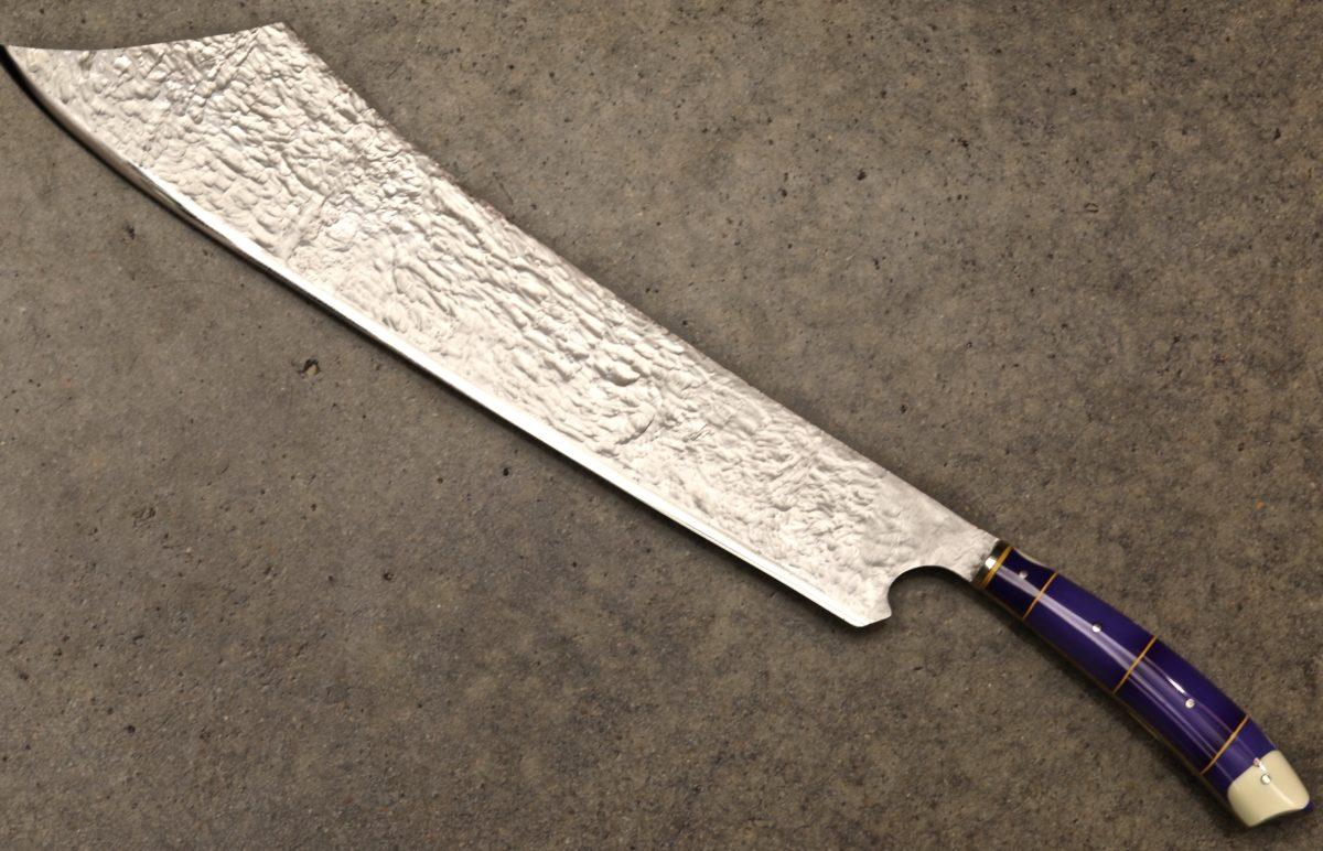 Worcestor Hammered Blade