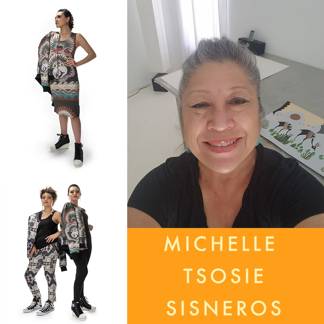 Michelle Tsosie Sisneros_Textile Profile