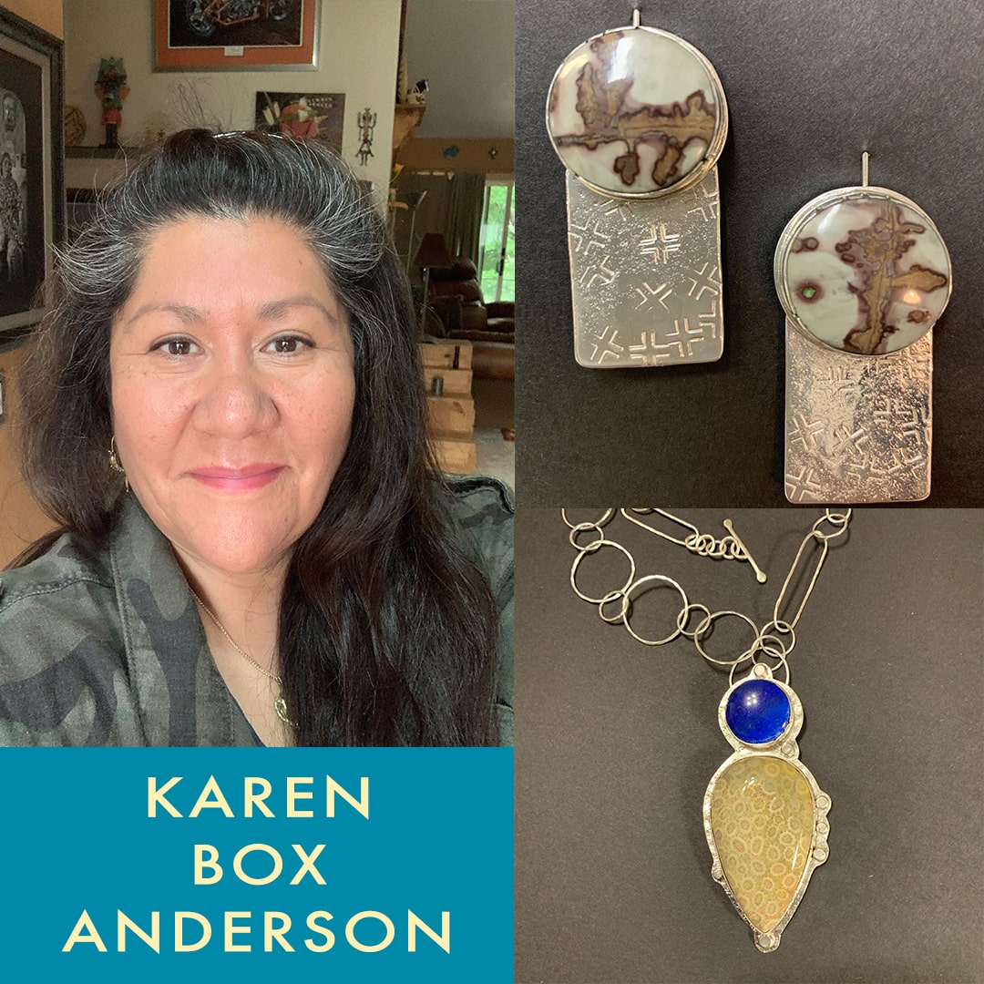 Karen Box Anderson_Textile Profile