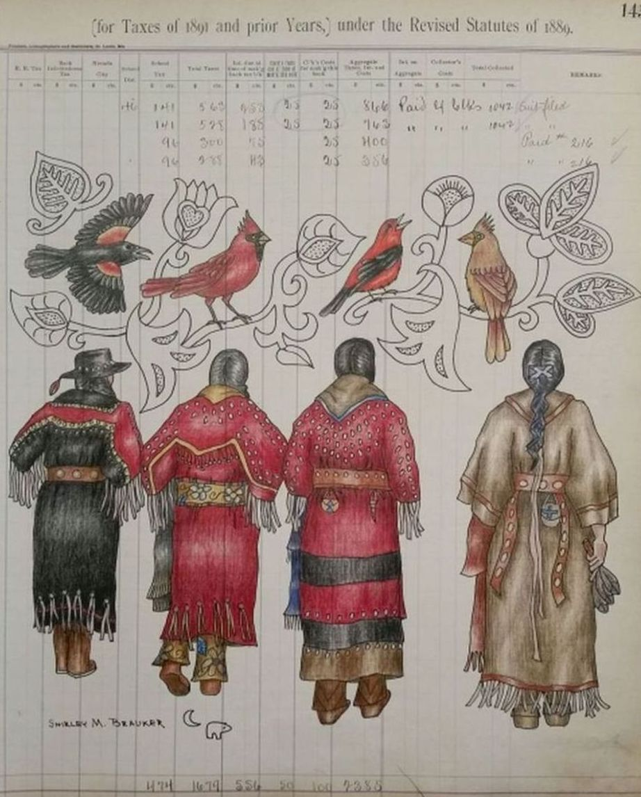 Brauker_Birds of A Feather copy